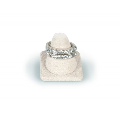 Silver/Crystal Ring 208139