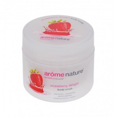 Arôme Nature Body Scrub Strawberry Delight 200ml