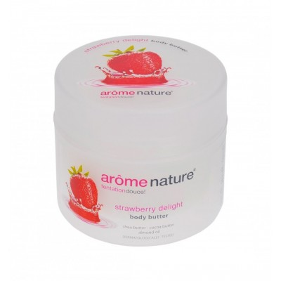 Arôme Nature Body Butter Strawberry Delight 200ml