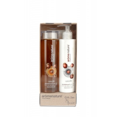 Body Lotion & Shower Gel Sandalwood 300ml