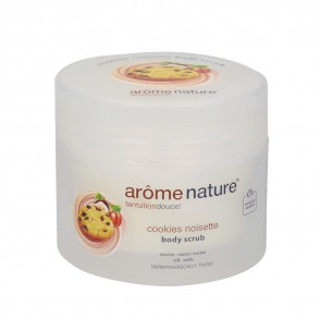 Arôme Nature Body Scrub Cookies Noisette 200ml
