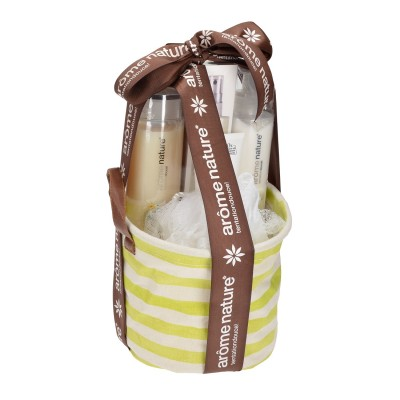 Arome Nature Gift Set Bag Vanilla Sugar 6pcs