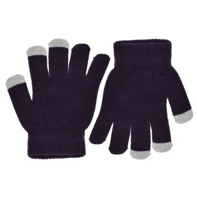 azadé γάντια μωβ