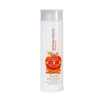 Cream Bath Apple Cinnamon 300ml