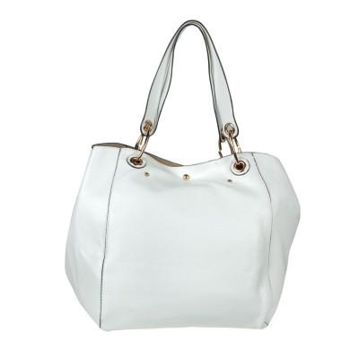 Τσάντα άσπρη κρεμαστή