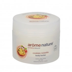 Arome Nature Body Butter Cookies Noisette 200ml