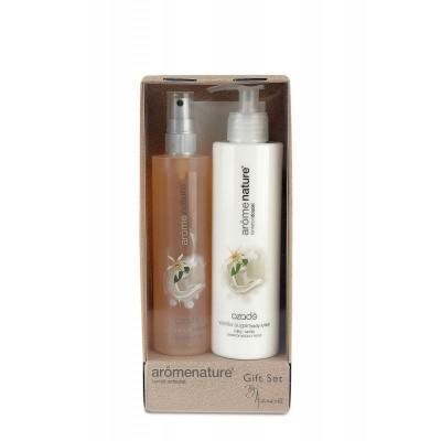 Body Lotion & Body Spray Vanilla Sugar 300ml & 200ml