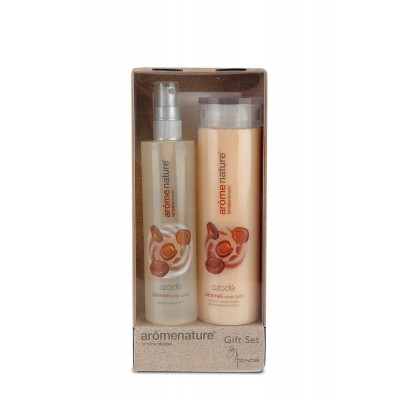 Cream Bath & Body Spray Caramel 300ml & 200ml