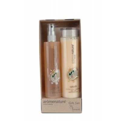 Cream Bath & Body Spray Vanilla Sugar 300ml & 200ml