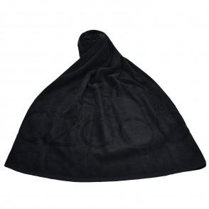Πετσέτα θαλάσσης μαύρη