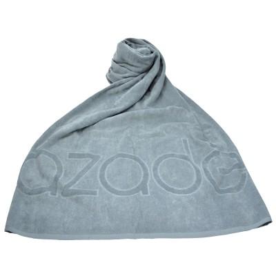 Πετσέτα θαλάσσης γκρι