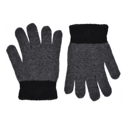 azadé γάντια γκρί
