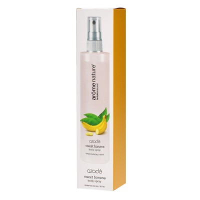 Arôme Nature Body Spray Sweet Banana 200ml
