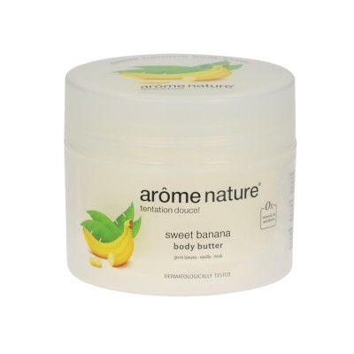 Arôme Nature Body Butter Sweet Banana 200ml