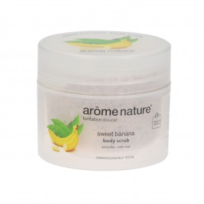 Arôme Nature Body Scrub Sweet Banana 200ml