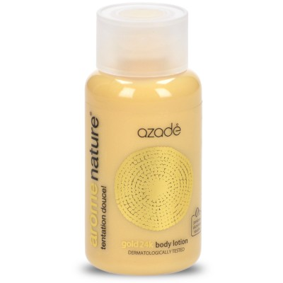 Arome Nature Body Lotion Gold 24k 50ml