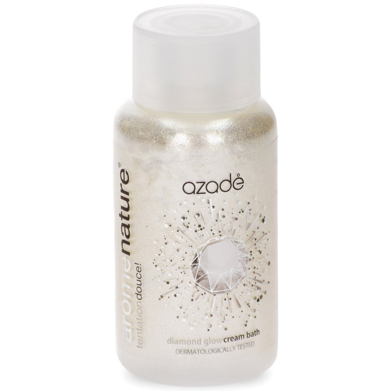 Αrôme Nature Cream Bath Diamond Glow 50ml