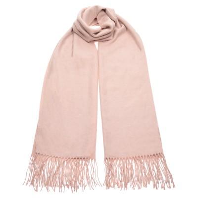 Φουλάρι cashmere touch like ροζ