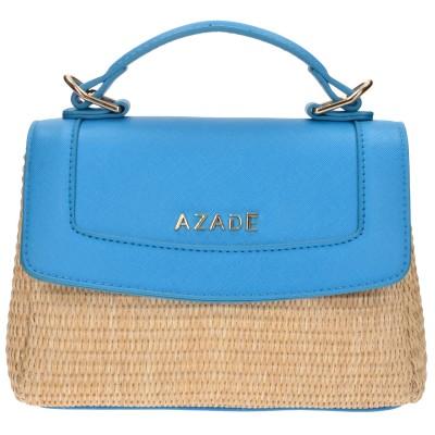 Hand Bag Turquoise