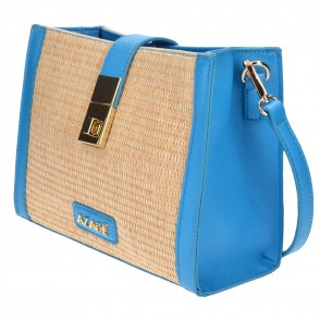 Cross Bag Turquoise