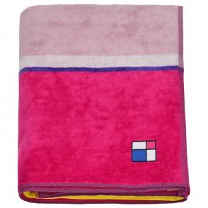 Πετσέτα Θαλάσσης Ριγέ Πολύχρωμη