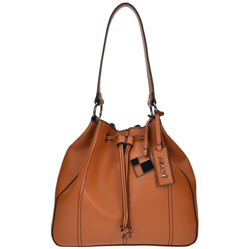 Pouch Bag Tαμπά