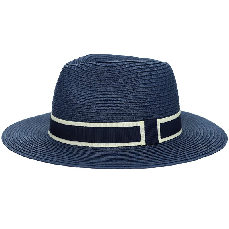 Panama Hat Navy