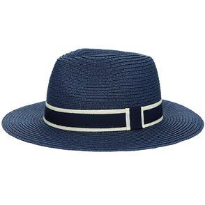 Panama Hat Navy