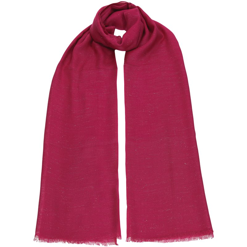 Scarf Red Modal