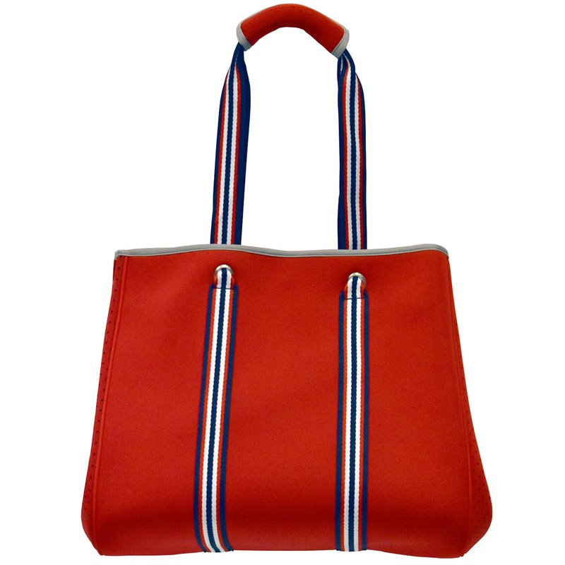 Neoprene Bag Κόκκινη