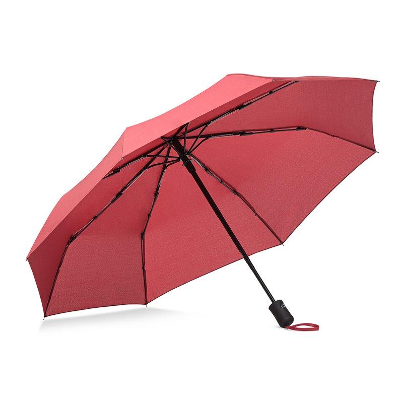 Umbrella Automatic Open-Close Dark Red