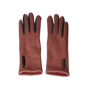 Γάντια Ροζ Touch Screen