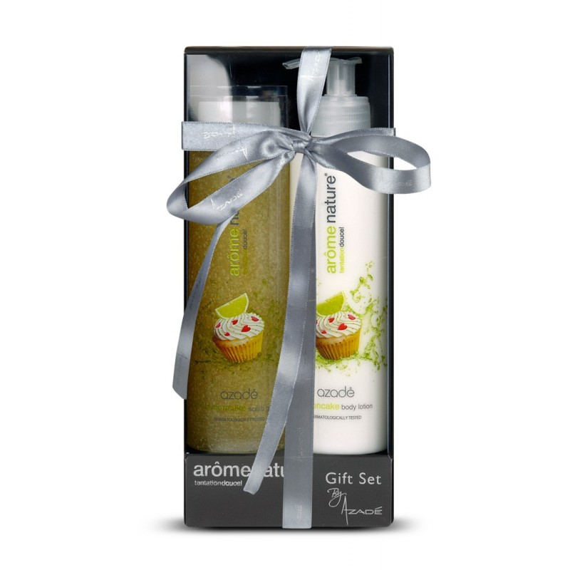 Gift Set Lemoncake 2x300ml